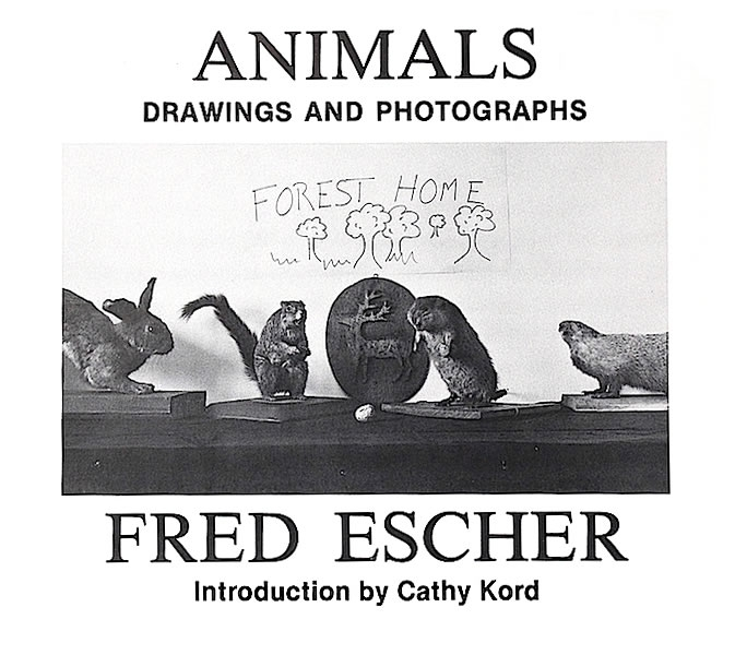 ANIMALS Drawings and Photographs 1978