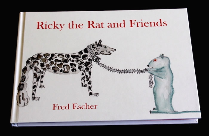 Ricky the Rat and Friends 2015 1978